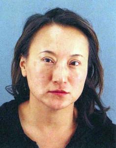 Mary Hayashi - mugshot