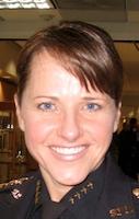 Police Chief Sandra Spagnoli