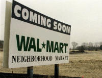 Is Wal-Mart coming to Downtown San Leandro?
