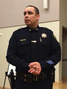 Officer Luis Torres